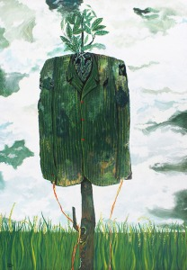 028  Alpha Tejo Purnomo Lelakut (Scarecrow) 2003