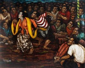 031 Teja Mulya, I Komang Gede Tarian Rakyat (Folk Dancing) 2003
