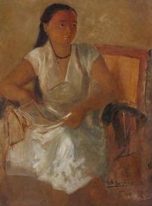 099 Trubus Soedarsono Wanita 1958